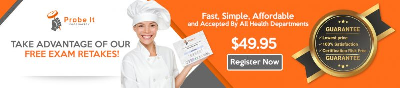 food handlers certificate | food safety course | food safety online